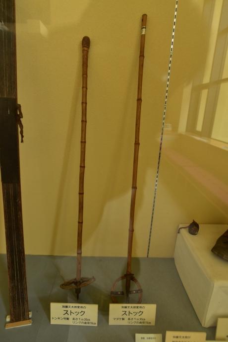 4竹のストック