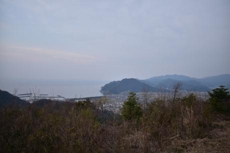17浜坂の町