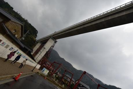 15五年前に作り替えられた橋