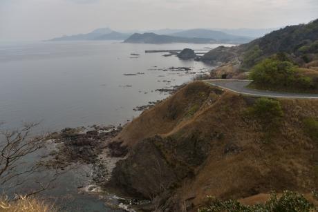7京都もこんな海岸線があるのか