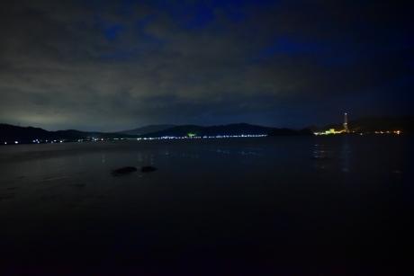 20夜の橋立