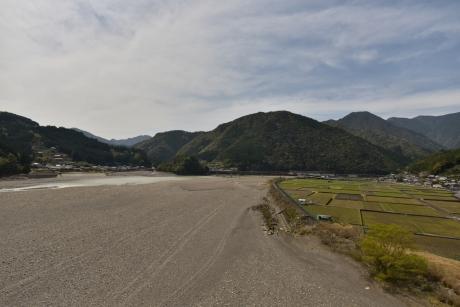 17熊野川凄いな