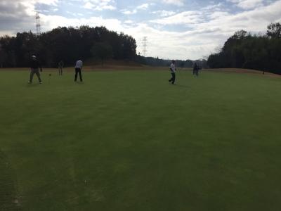 11/24ゴルフ5