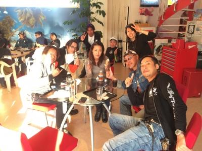 10/18琵琶湖ツーリング50