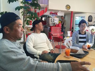 10/18琵琶湖ツーリング61