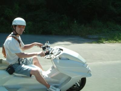バイク歴6