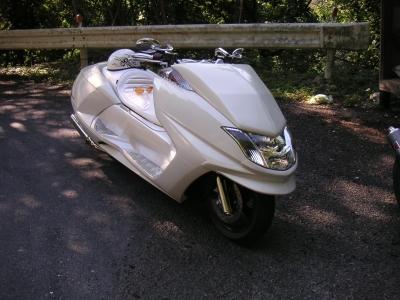 バイク歴5