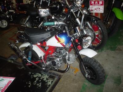 バイク歴4
