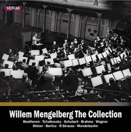 Willem Mengelberg The Collection - 1922-1944 Recordings