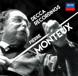 ピエール・モントゥー・デッカ録音BOX-CD(20枚組)