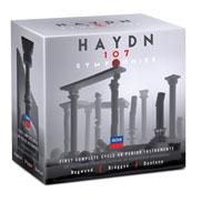 ハイドン交響曲全集35枚組BOX-CD