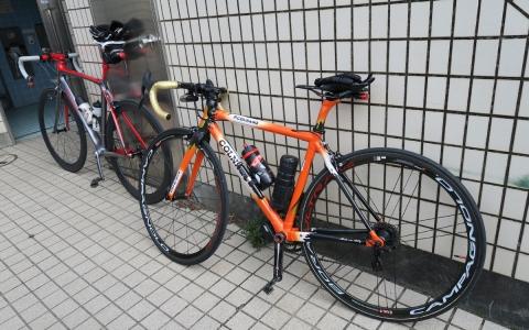 01本日の自転車