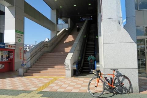01a東飯能駅