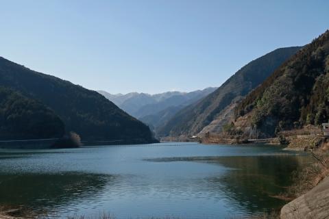 13名栗湖