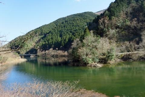14名栗湖