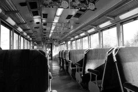 09大井川鐡道本線モノクロ