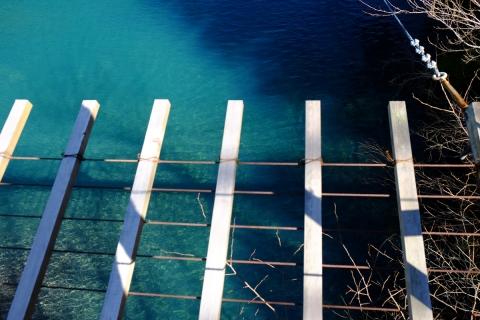 32寸又峡夢のつり橋
