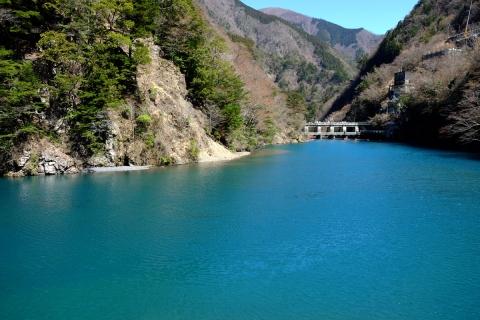 33寸又峡夢のつり橋