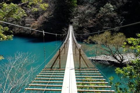 34寸又峡夢のつり橋