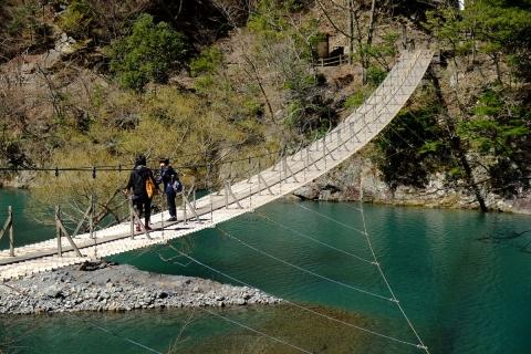 35寸又峡夢のつり橋