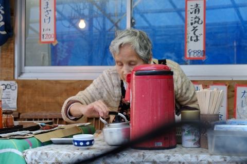 50井川駅下の茶店