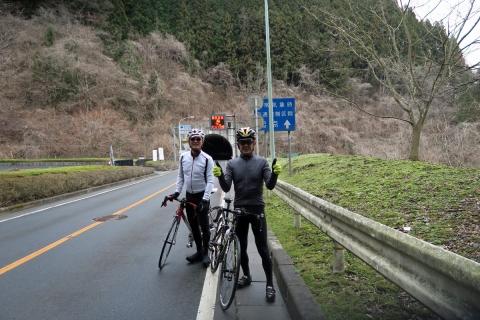 06甲武トンネル入り口