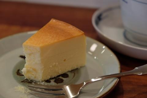 01チーズケーキとケニア