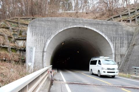 27赤根トンネル