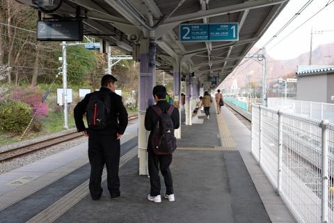 40長野原草津口駅