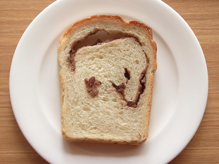 天然酵母パン(あんこ) 本日の粉