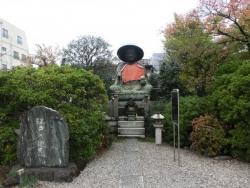 霊巌寺・江戸六地蔵(第5番)