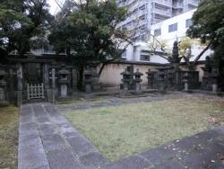 松平定信墓地(霊巌寺)