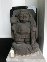 円珠院(深川七福神:大黒天)
