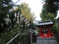 七渡神社 粟島神社