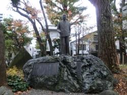 富岡宮司寿像(富岡八幡宮)