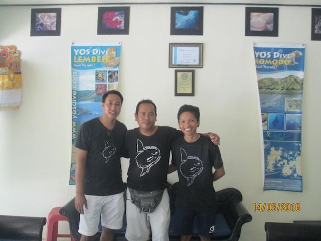YOS Dive Bali - 3Guidesk