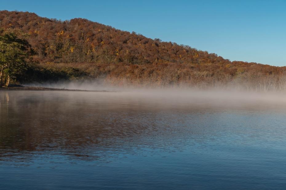 2015.10.23十和田湖の朝景9