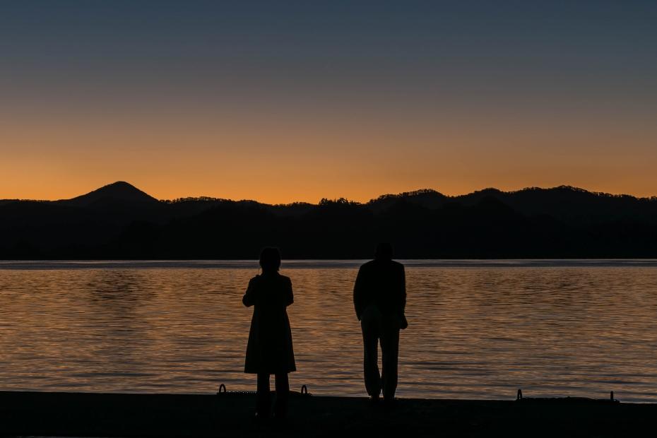2015.10.23十和田湖の朝景1