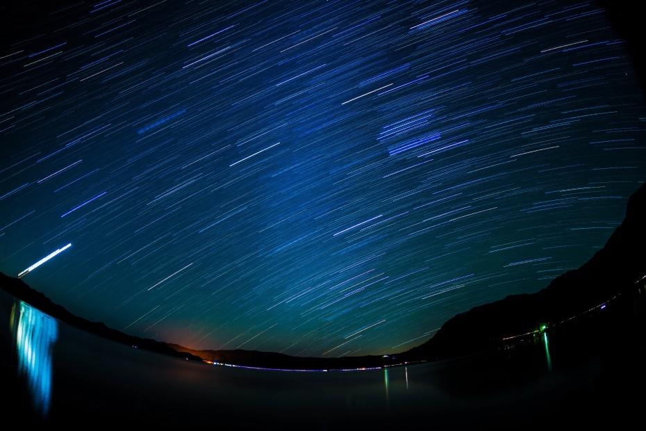2015.10.23十和田湖の星景1