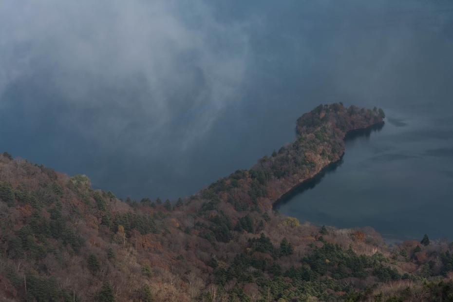 2015.10.29中禅寺湖眺望10