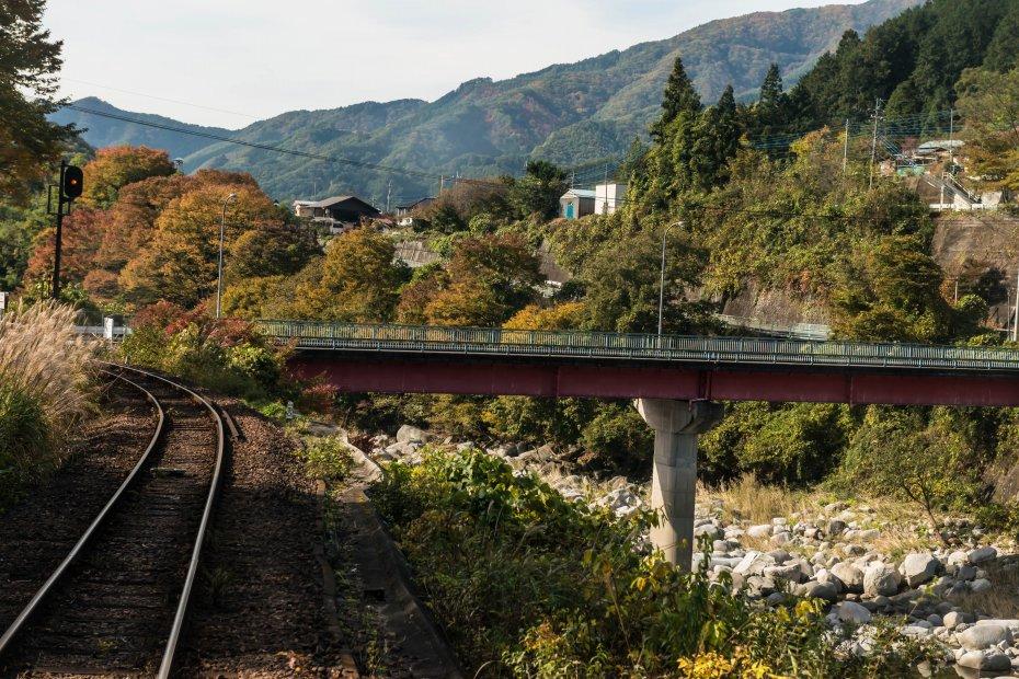 2015.10.30わたらせ渓谷鉄道12
