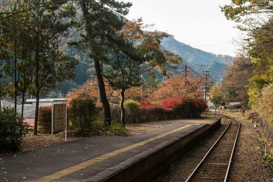 2015.10.30わたらせ渓谷鉄道3