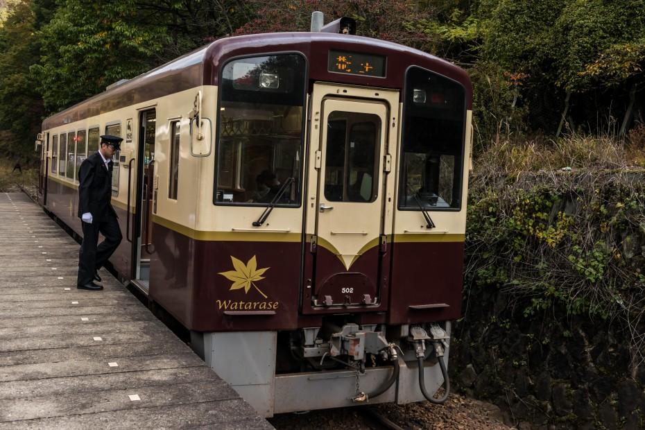 2015.10.30わたらせ渓谷鉄道1