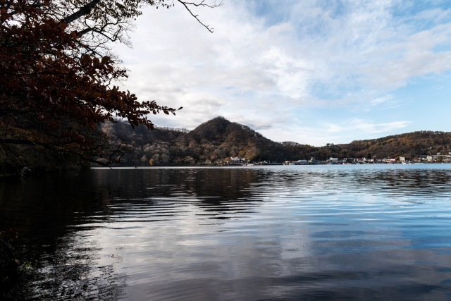 2015.10.31榛名湖を周回散策5