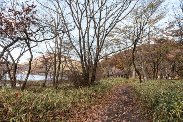 2015.10.31榛名湖を周回散策2