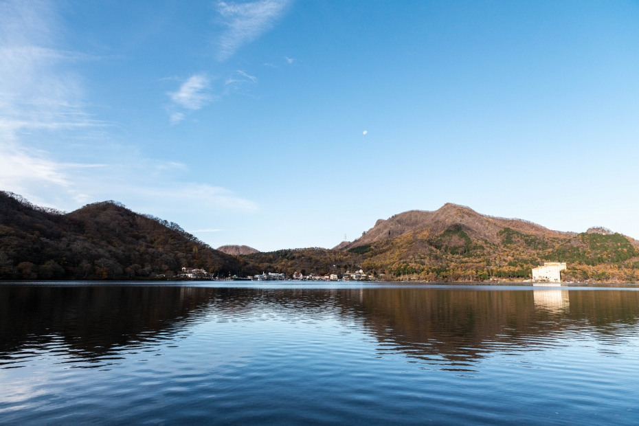 2015.10.31榛名湖を周回散策1