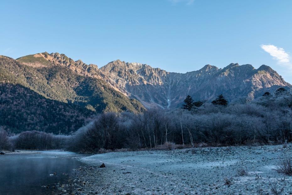 2015.11.12上高地の大正池と周辺12