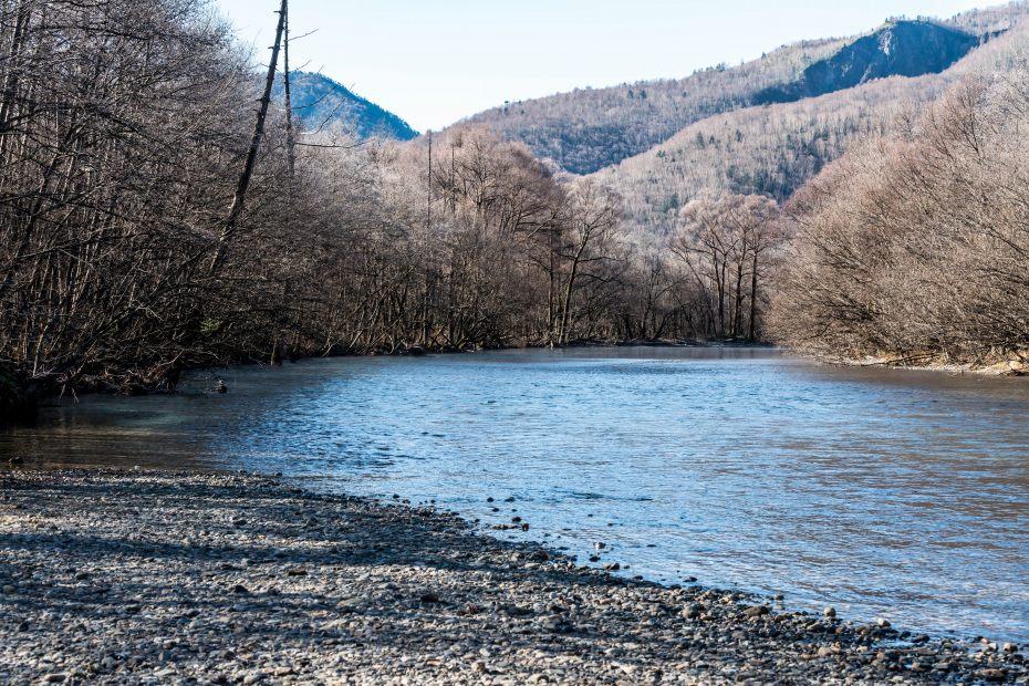 2015.11.12上高地_田代湿原から河童橋へ14
