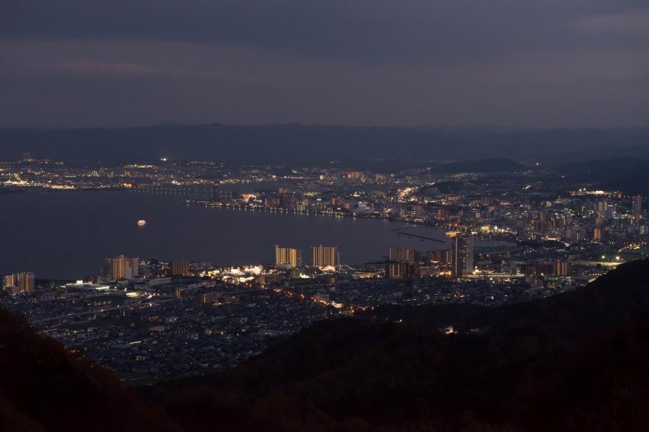 2015.12.04琵琶湖夜景2.1707