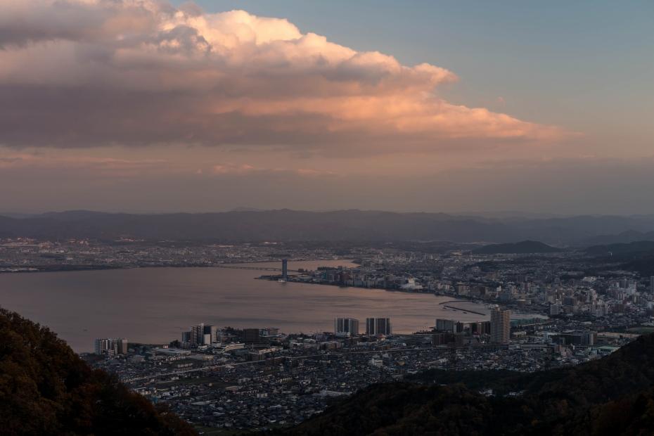 2015.12.04琵琶湖夜景1.1628